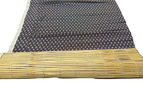 Tclpvc 3 7 Feet Bamboo Chick Window Closer Curtains For
