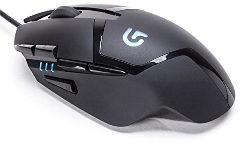 73e173f8c41 Logitech G402 Hyperion Fury Ultra Fast FPS Gaming Mouse (Black ...